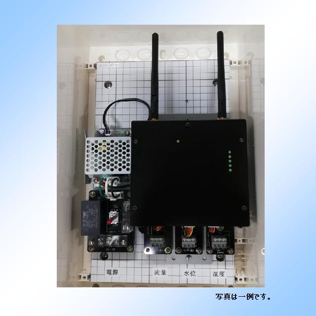Repos-IoTマルチ遠隔監視/制御システム