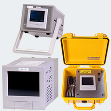 HSDシリーズ小型タッチパネル記録計